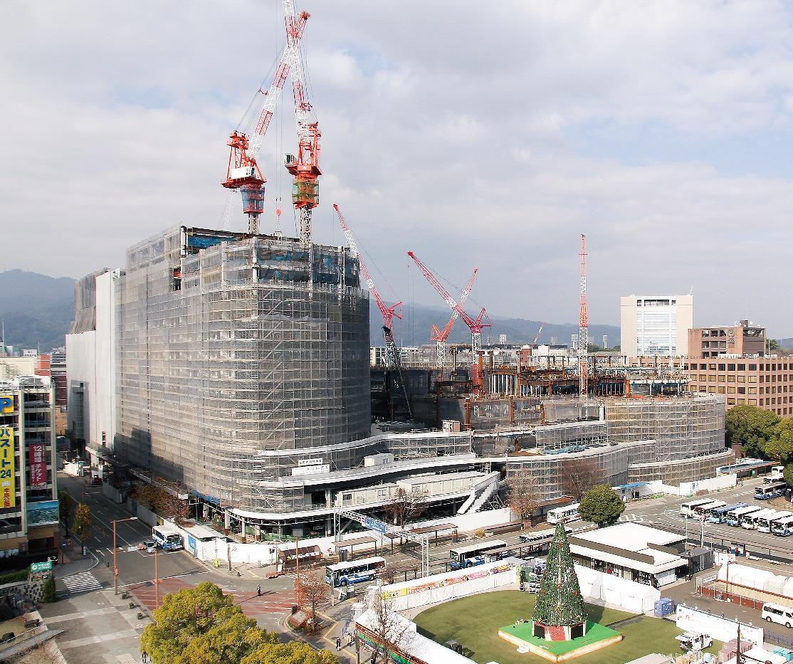 【グラビア】カウントダウン「桜町」・・・桜町再開発