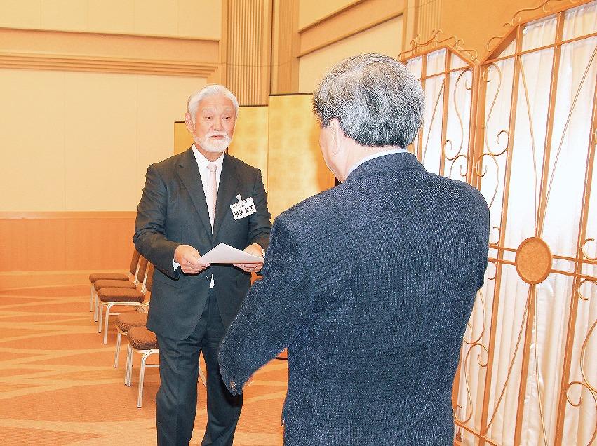 【グラビア】鉄道延伸の早期実現を・・・県内経済5団体