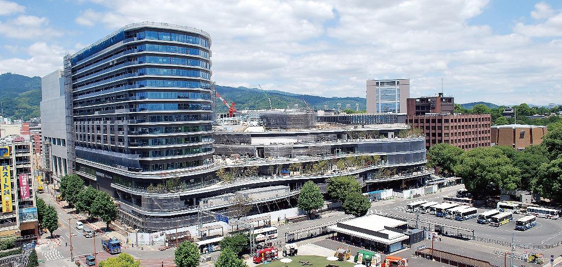 【グラビア】9月14日開業・・・桜町再開発ビル内商業施設