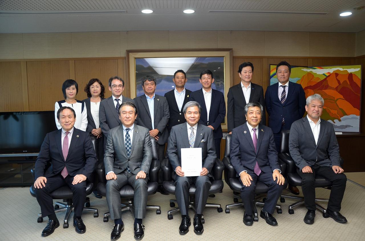 【グラビア】「熊本型イノベーション・エコシステム」構築を・・・熊本県工業連合会