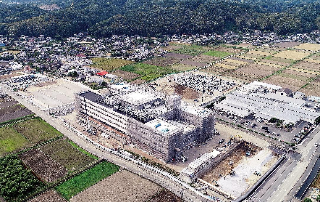 【グラビア】県北の中核病院